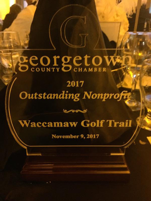Outstanding Non Profit Award