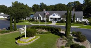 Blackmoor Clubhouse
