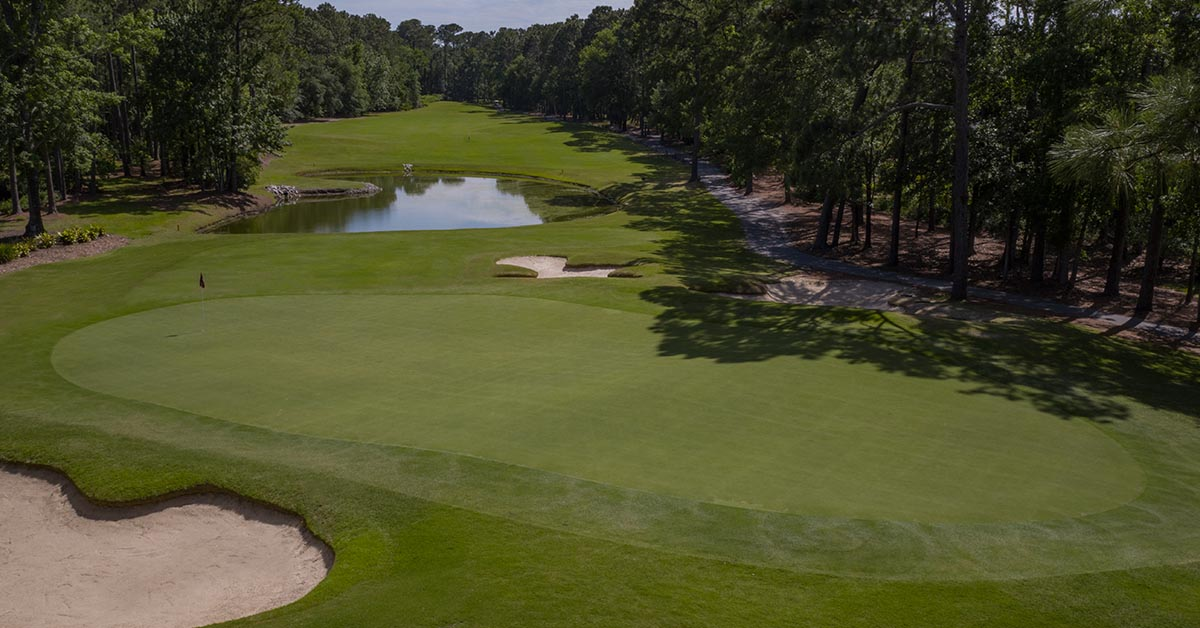 The Heritage Club - A pristine Dan Maples design in a magnificent
