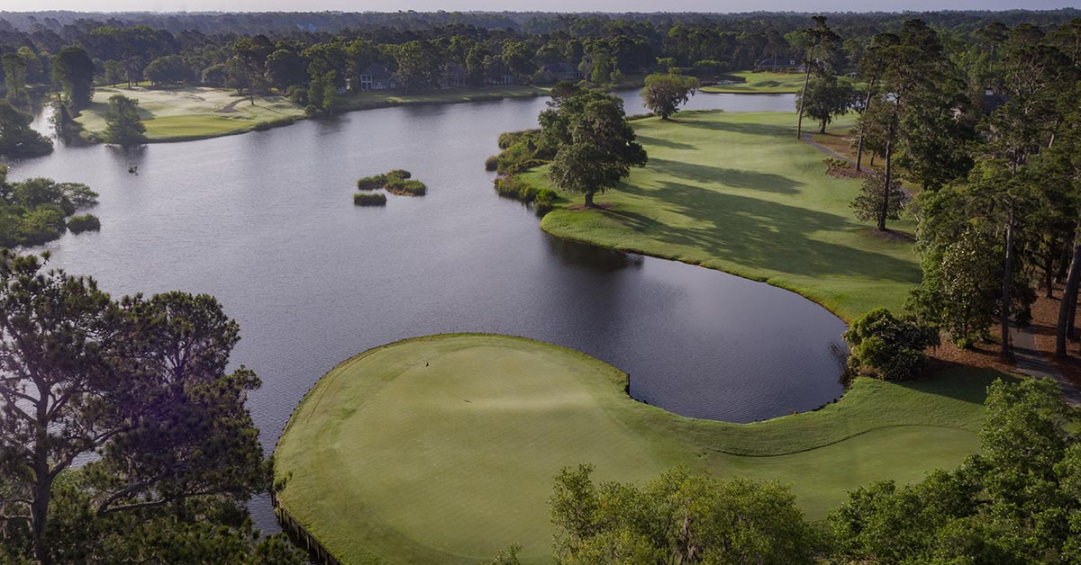 Hole Spotlight: No. 18 at Heritage Club