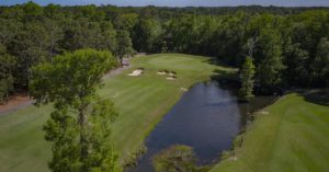 Heritage Club Hole 2