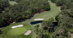 Litchfield Country Club Hole 18