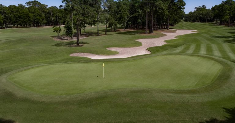 Pawleys Plantation Hole 1