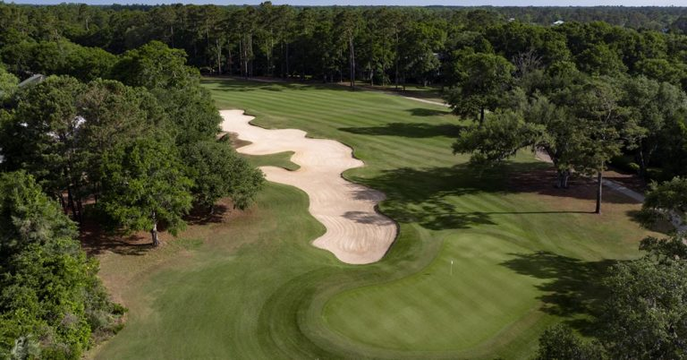 Pawleys Plantation Hole 12