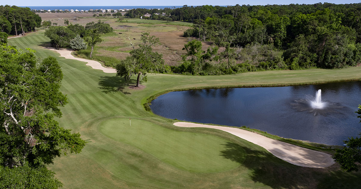 Featured Package: Captain's Choice Golf Package