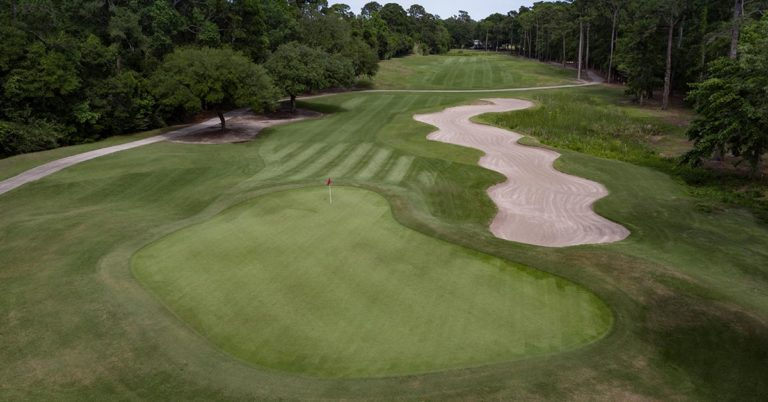 Pawleys Plantation Hole 2