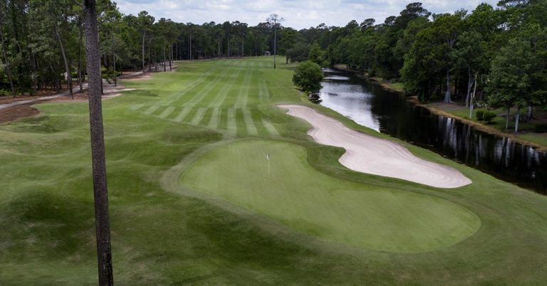 Pawleys Plantation Hole 6
