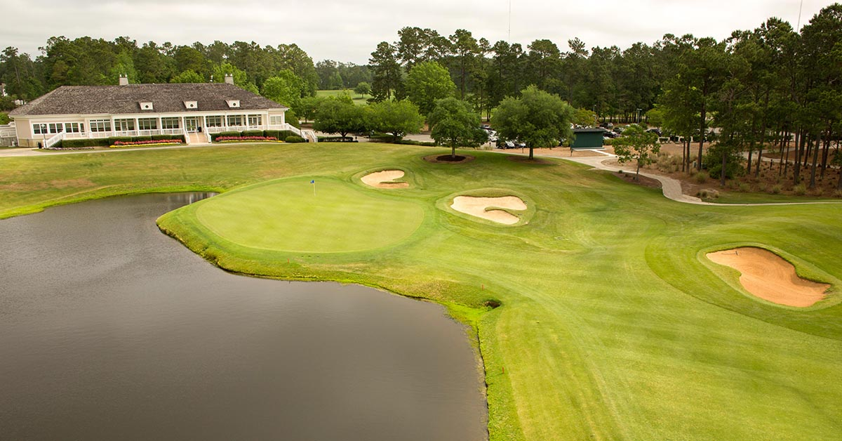 Two Waccamaw Golf Trail Courses Receive Golf Advisor's Top 25 in the State, Top 50 in Nation Honors