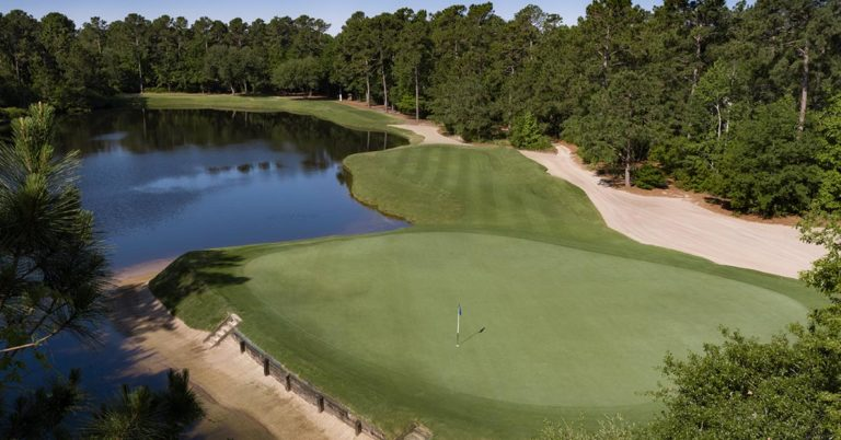 True Blue Hole 16