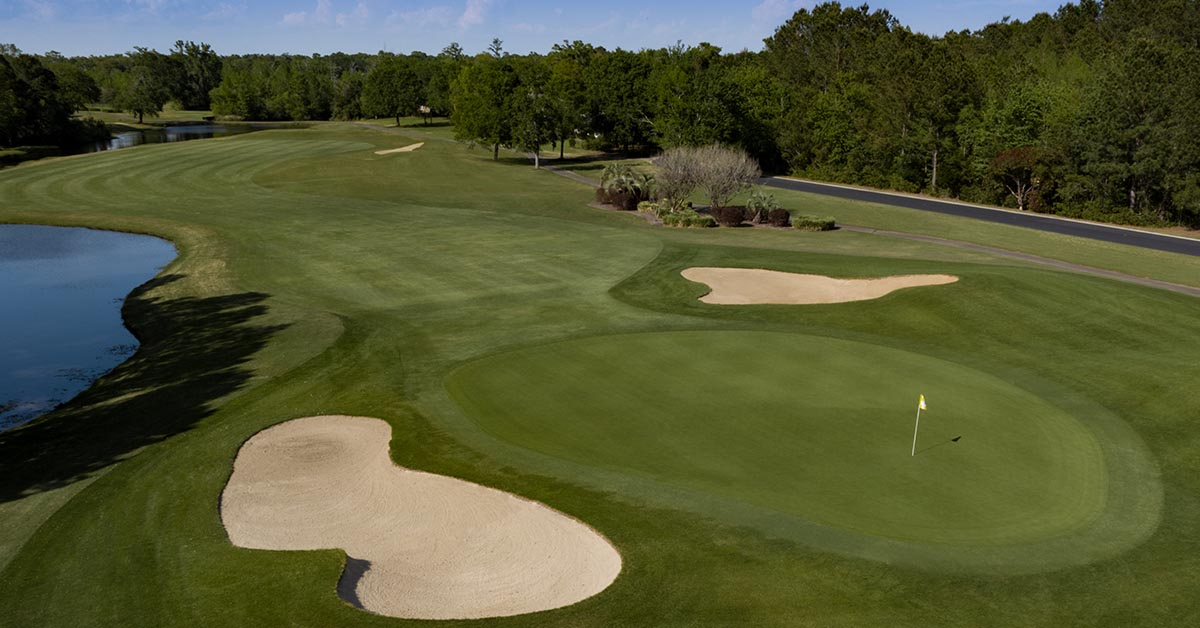 Course Spotlight: Willbrook Plantation