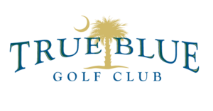 True Blue Golf Club Logo