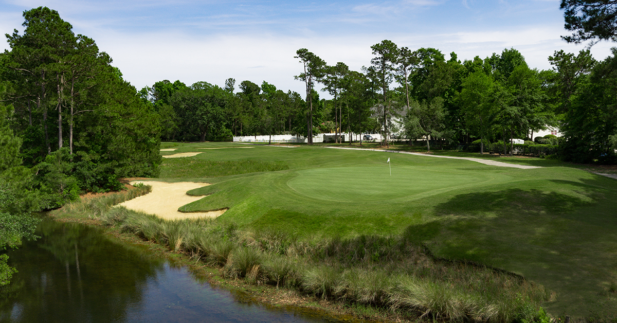 Early Spring-Season Pricing Offers Tremendous Value on 12 Waccamaw Golf Trail Designs