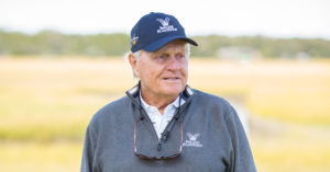 Jack Nicklaus at Pawleys Plantation