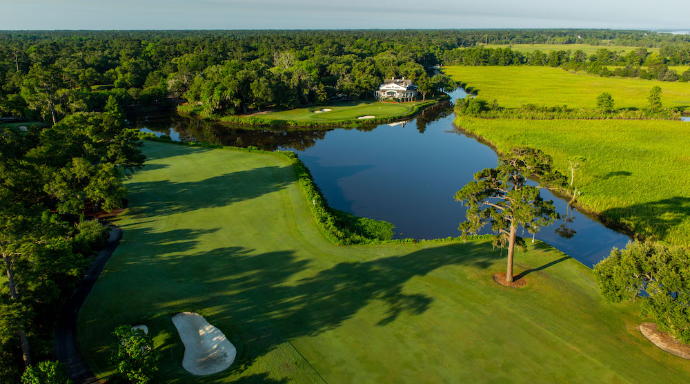 Four Waccamaw Golf Trail Designs Highlight Golfweek's List of Top SC Courses You Can Play
