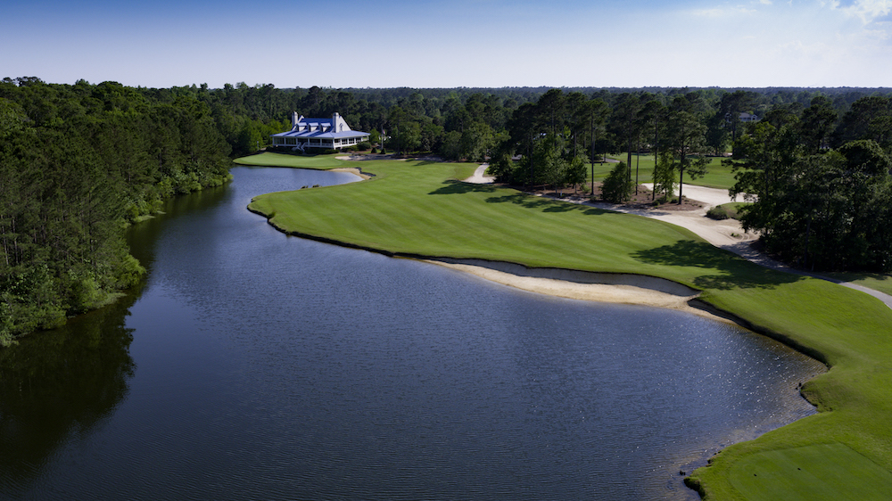 Five Great Finishing Holes Along the Waccamaw Golf Trail