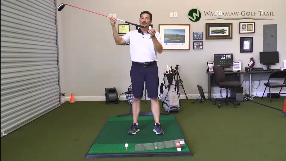 Video Tip: How Angle of Approach Gets More Yardage Off the Tee
