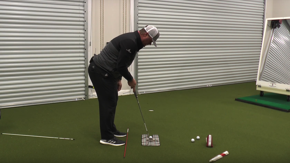 Video Tip: Gaining Consistency in Your Putting Setup