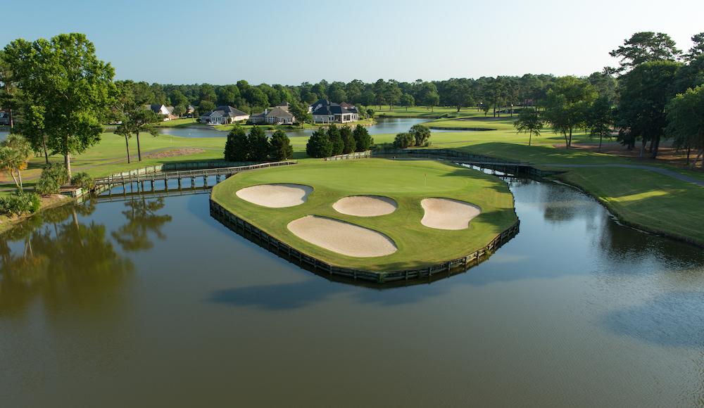River Club: Three Signature Holes