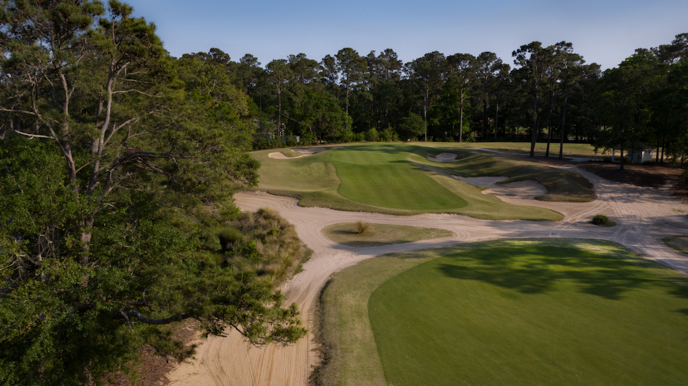 Trail Stops Along Founders Club's Incredible Layout