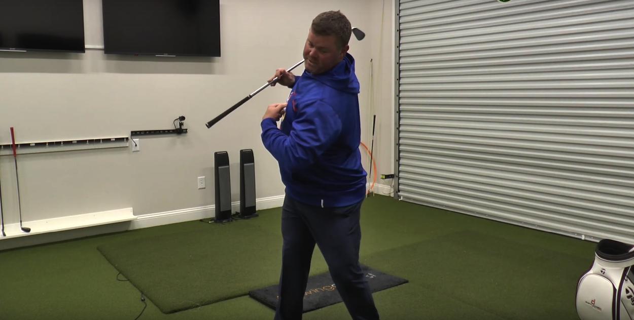 Video Tip: Lengthen Your Backswing Through a Proper Pivot
