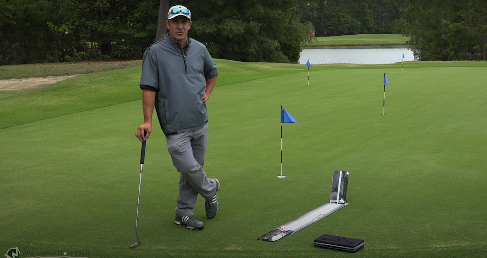 Video Tip: A Simple Way to Help Your Putting Alignment