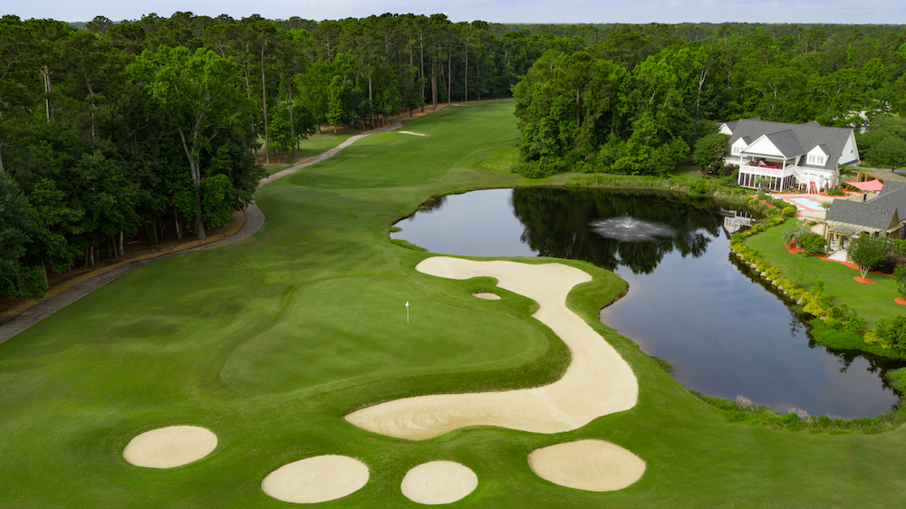 Three Great Holes at Wachesaw Plantation East