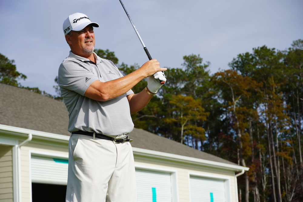 The Beast Has Arrived: Sean Fister Brings Long-Drive Prowess to Help Golfers